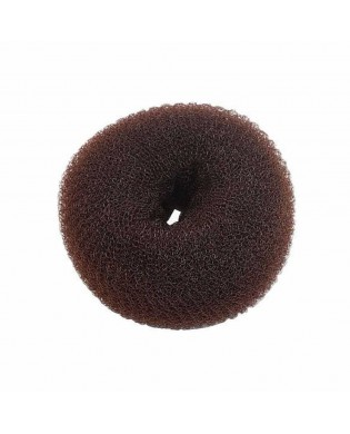Donut for brown and dark brown hair