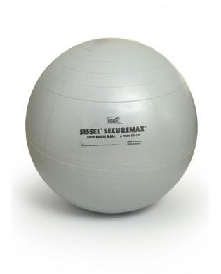 Swissball Securemax 65 cm silver