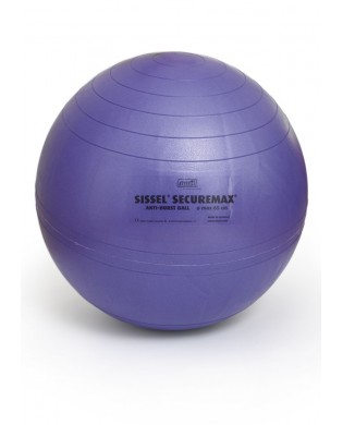 Securemax Gymnastics Ball Size 75 cm - Purple