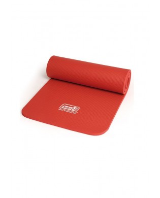 Red Pilates Exercise Mat Professional
