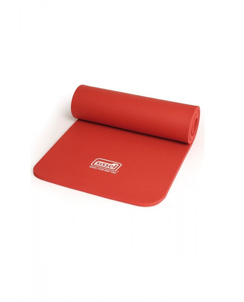 Natte de Gym Pro Pilates Pro Rouge
