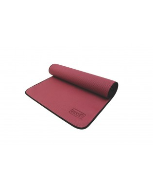 Burgundy Yoga and Pilates Sissel mat