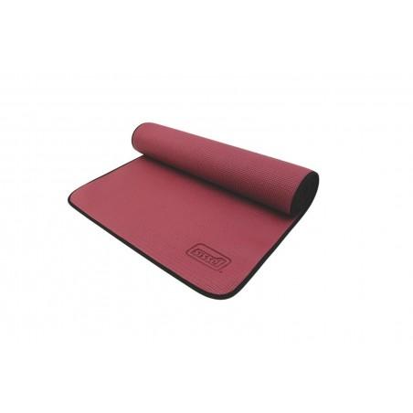 Burgundy Yoga and Pilates Sissel mat