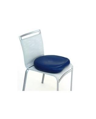 Coussin d'assise à air Sit Fit Plus de Sissel livré avec housse pour chaise de bureau