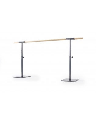 ISA Ballet Barre without wheels