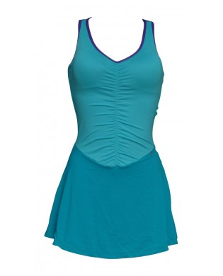 Cool Turquoise Sport Dress
