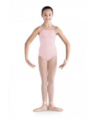 Dance Leotard Girl Cross Back