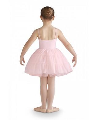 Jupe Tutu de danse fille Rose