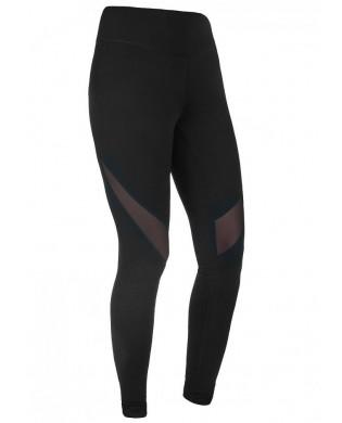 Black women's sport leggings