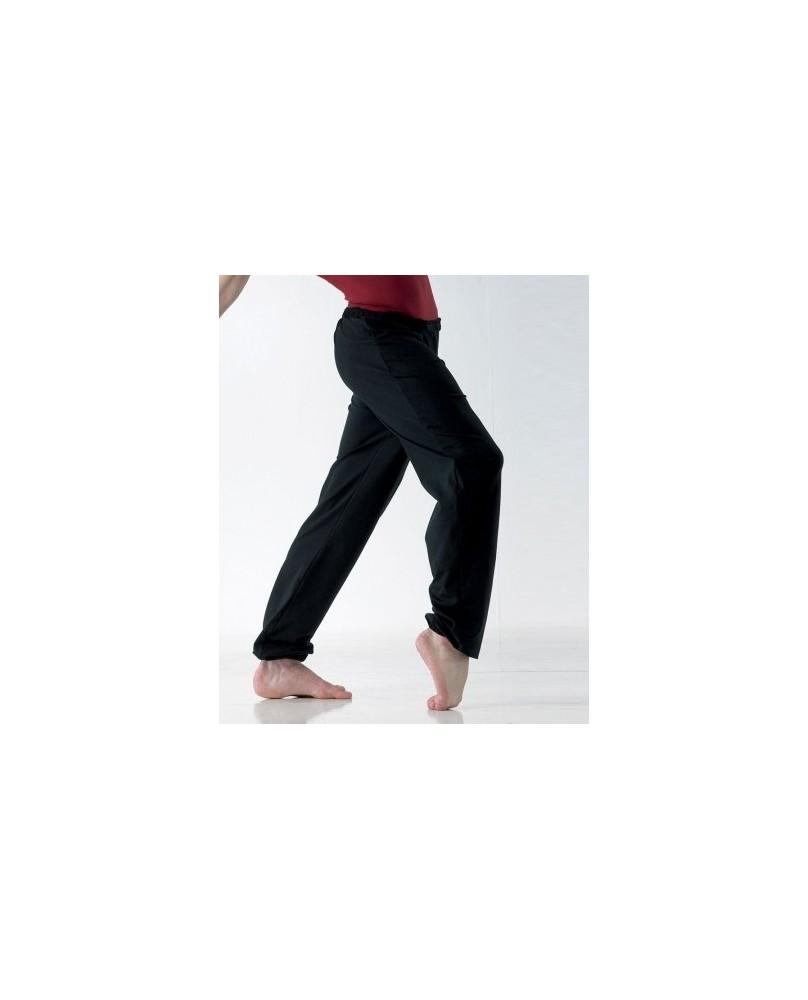 extensible classique coupe ajust/ée pour gar/çons inlzdz Pantalon de danse latine jazz