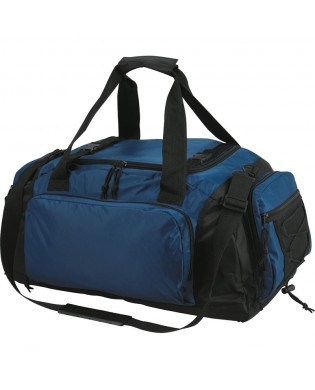 Blue Sport Bag Large Capacity