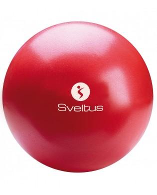 Ballon Paille Pédagogique Soft Ball Framboise