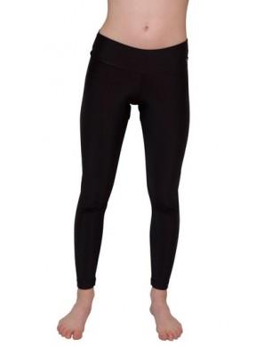 Leggings de Sport Fille & Femme Noir