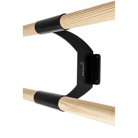 Wall Mounted for Double Ballet Barre