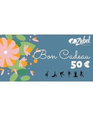 Bon Cadeau 50 €