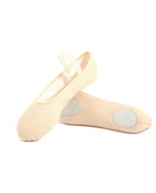 Sylvia split sole ballet shoe