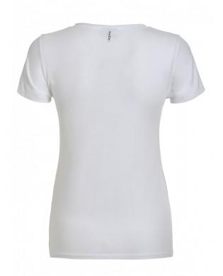 MOVE women's sports t-shirt White