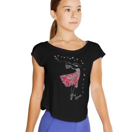 T-Shirt Danse Coeur