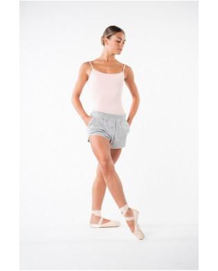 Heartley Bloch FR5110 Graue Shorts für Damen