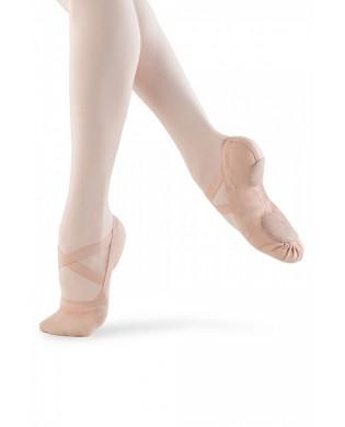 Pink Synchrony Ballet Split Sole Shoe