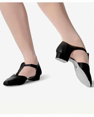 Chaussure de Danse de Professeur Noir