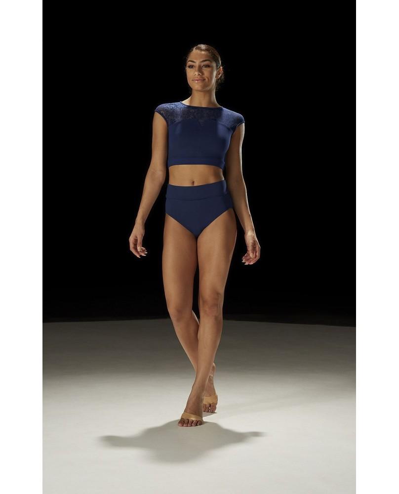 Culotte Shorty Sport Femme Rouge | Ezabel articles Danse