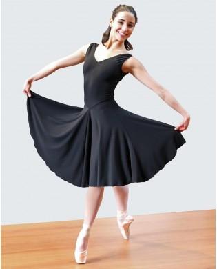 Dance dress with body