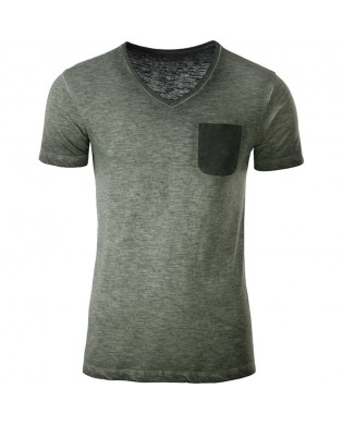 T-shirt Homme en coton Bio