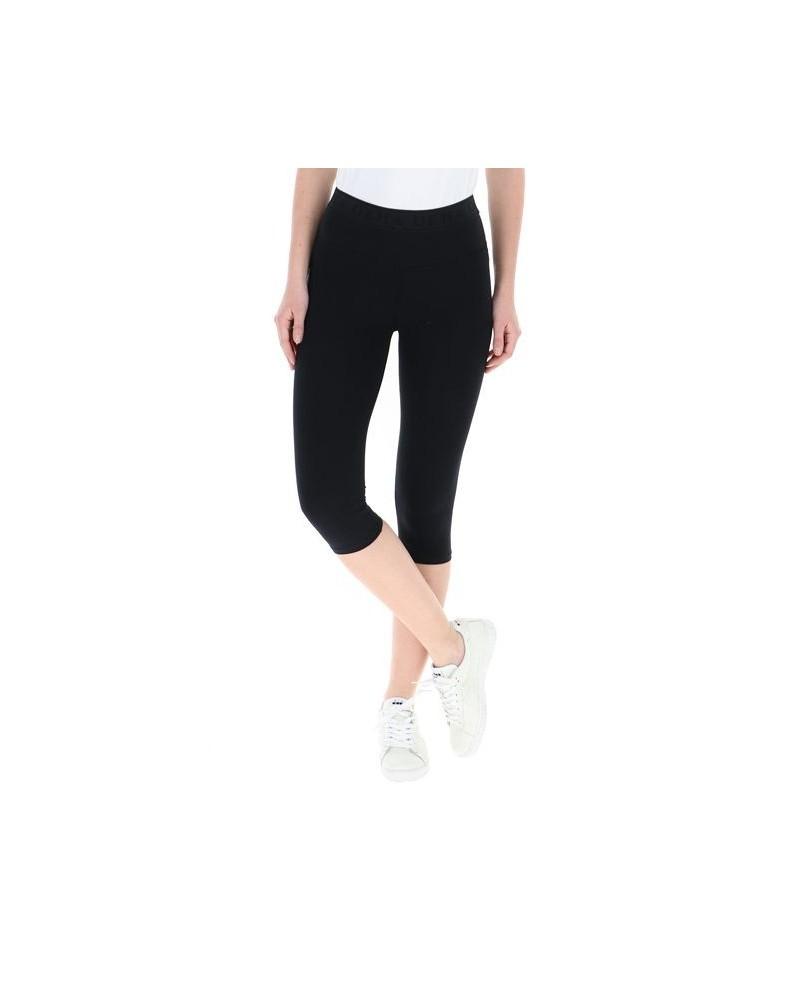 Leggings 3/4 Active Uni Noir