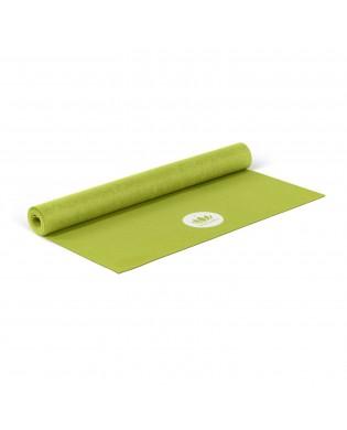 Reise Yoga Matte OEKO Bambus Grün