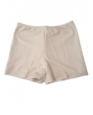 Basic flesh dance shorts