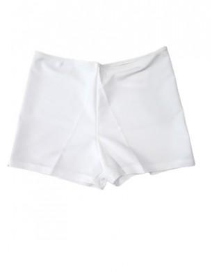 Short de Danse Blanc