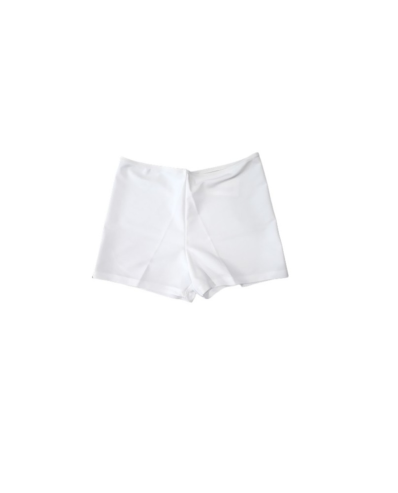 White Dance Shorts for woman and girl