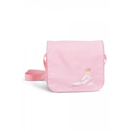 Pink Shoulder dance bag