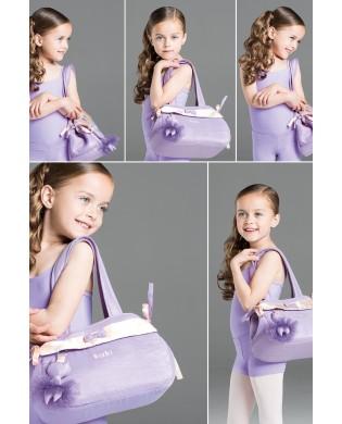 Lila Girl Dance Bag