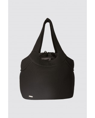 Petit sac de danse Matelassé Noir