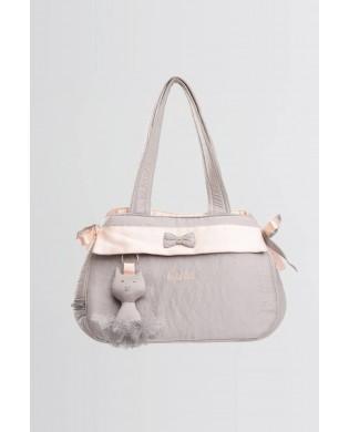 Gray Girl Dance Bag