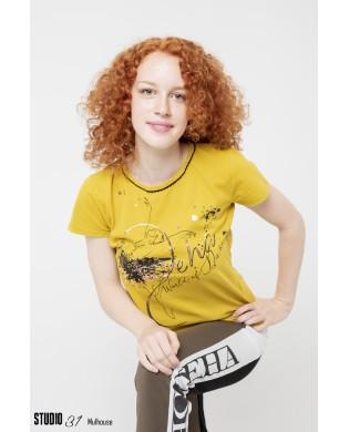 T-shirt World of Dance