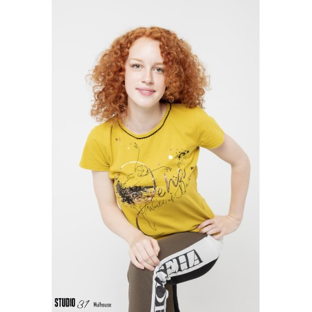 World of Dance women T-shirt