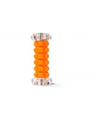 Rouleau massage pied Orange