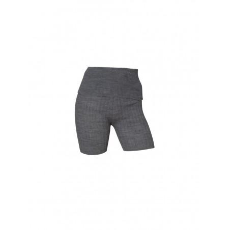 Grey Warm Up dance Shorts
