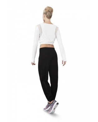 Crop Top manches longues Niolle