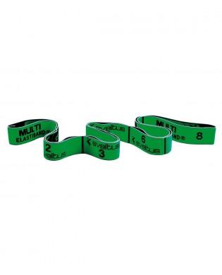 Multi Elastiband vert 10 kg