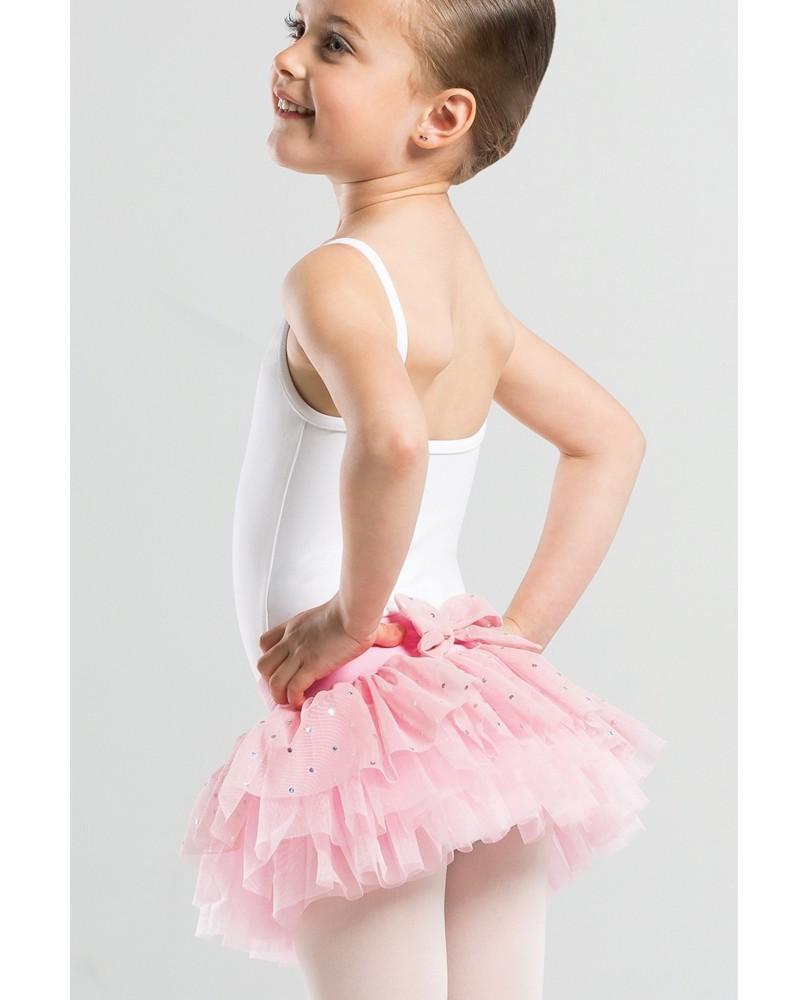 Tutu de Danse Enfant Rose
