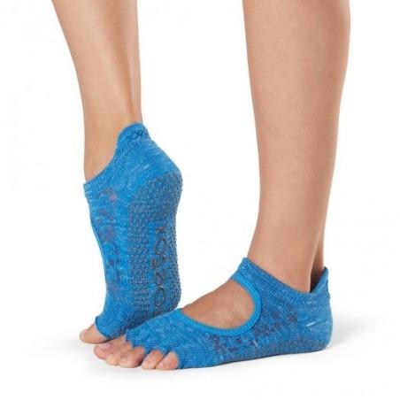Toesox sock half toes Bellarina