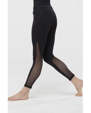 Women's Black Sport Leggings