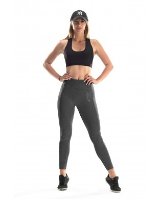 Sports Leggings Woman Plump