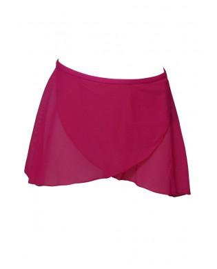 Dolly Fuchsia Ballet Dance Skirt