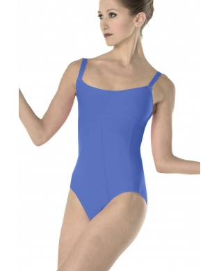 Blue Bacara Ballet Leotard