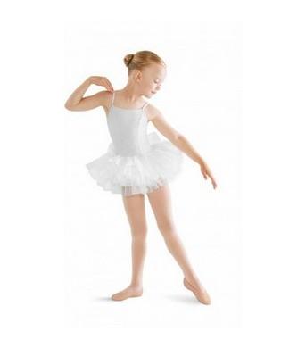Tutu de danse Enfant Blanc